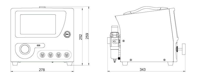 气密性测试设备尺寸图_画板 1 副本 3